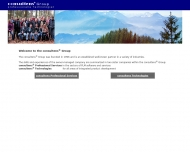 Bild Webseite consultens Professional Services München