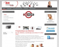 Website BIK computer