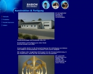 Bild Babion Maschinenbau