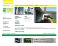 Bild Webseite Heinz Bierfreund - Sonnenschutz Darmstadt