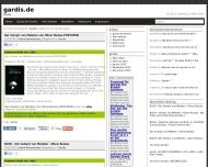 Website MODISSA Modeaccessoires