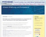 Website BRANCHWARE & PARTNER