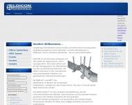 Website ELDICON Systemhaus