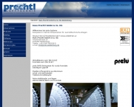 Bild Webseite PRECHTL HANS Weidenberg
