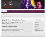Blitzschutz Kirchner - J?rg Kirchner Blitzschutzanlagen