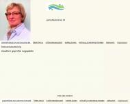 Bild Webseite Reitschuster Eva Logopädische Praxis München