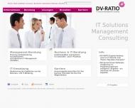 Managementberatung, IT und Business Beratung, IT Umsetzung DV-RATIO