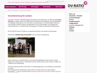 Website DV-RATIO Nord