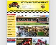 moto-shop-konstanz.de - Startseite