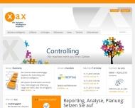Bild XAX Managing Data & Information GmbH