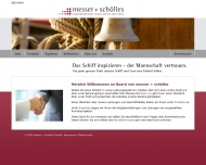 Bild messer + schölles BANKENBERATUNG | BACK-OFFICE SOLUTIONS