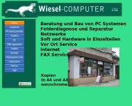 Bild Wiesel Computer