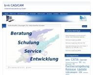 Bild b+k CAD/CAM Unternehmensberatung GmbH