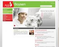 Bild Webseite Konrad Boysen Sylt-Ost