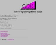 Bild abis Computersysteme Anwendungsberatung für Informations- und