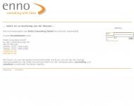 Bild Webseite EnNo Consulting Essen