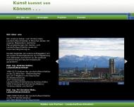 Bild Webseite Kübler Andreas Landschaftsarchitekt München