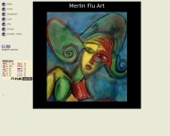 Bild Merlin Flu Art