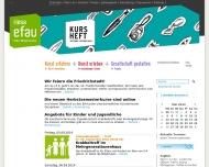 Bild riesa efau Kulturverein in Dresden Kunst Kultur
