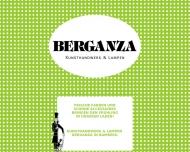 Berganza Kunsthandwerk Lampen in Bamberg