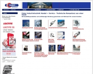 Website Faber Industrietechnik