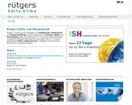 Bild Rütgers GmbH & Co. KG