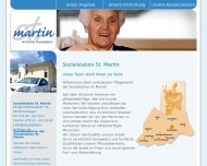 Ihr Pflegedienst - die Katholischen Sozialstation St. Martin
