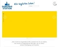 Bild Diakonie-Station HN Evang. Verein f. Kranken-,Alten-, Hauspflege u.Nachbarsch.eV