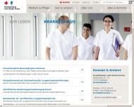 Bild Krankenhaus vom Roten Kreuz Bad Cannstatt GmbH Fachklinik für Innere Medizin