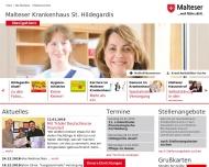 Bild Malteser St. Hildegardis gemeinnützige GmbH
