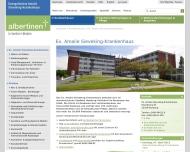 Bild Amalie Sieveking-Krankenhaus