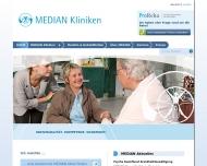 MEDIAN Kliniken Startseite