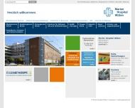 Bild Marien-Hospital Witten gGmbH