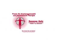Praxis f?r Krankengymnastik und physikalische Therapie Susanne Kutz