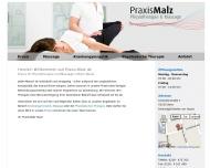 Bild Malz Praxis für Physiotherapie