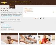 Bild Webseite novoaktiv Sebastian Schreiber Physiotherapie Meckenheim