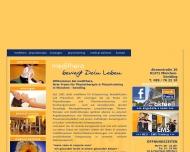Bild Webseite Linhart Bernd München