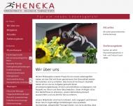 Bild Heneka Gerhard Krankengymnastik