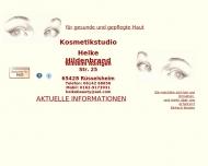 Bild Kosmetikstudio  Heike Hildenbrand