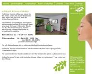 Website Schönheits-Insel Inh. Gabi Schmid Kosmetikstudio
