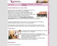 Bild Webseite  Schwesing