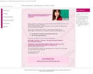 Bild Webseite Lohse Gabriele selbständige Direktorin mit Mary Kay Cosmetics München