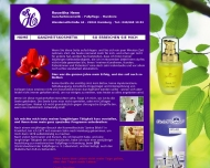 Website Henn Roswitha Kosmetikstudio & med. Fusspflege