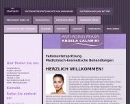 Bild Webseite  Recklinghausen