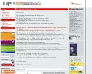 Bild Webseite Messe- und Veranstaltungsgesellschaft Magdeburg Magdeburg