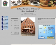 Cafe Pension Alte Backstub n in Spalt am Brombachsee