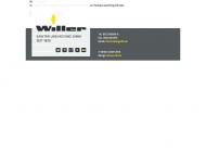 Website Willer Sanitär + Heizung Ges. mit beschr. Haftung