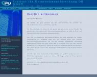 Bild Institut für Unternehmensforschung OR GmbH