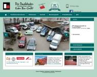 Bild Webseite Die Dachdecker Thomas Ecker & Helmut Höfelmaier Dachau