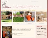 Bild Webseite Verein für Waldorfpädagogik Rosenheim Kolbermoor